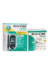 Active Blood Glucometer (no Freebie) With 100 Stri...