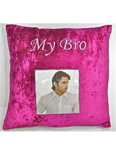 Picture Me-My Bro Cushion