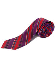 BLACKSMITHH TIES - MULTITUDE LAYER OF PINK AND PURPLE DIAGONALS
