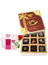Lovable Moments With Dark Chocolate With Love Card...