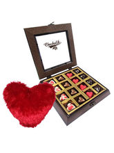 Straight From The Heart Chocolates With Heart Pill...