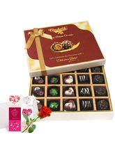 Luxurious Collection Of Dark And Milk Chocolate Bo...
