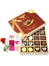 Milk And White Collection Of Chocolates With Love ...