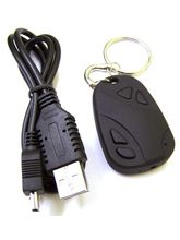 Helios Vision Spy Camera Key Chain With Data Cable...