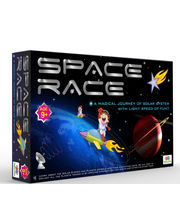 SPACE RACE AN EDUCATIONAL BOARD GAMES, KIDS BOARD GAMES BEST GIFTS FOR KIDS
