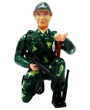 Soldiers The International Heroes Toys - Action Figures Soldiers For Kids Games