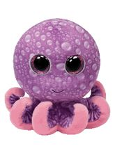 Jungly World Pvt Ltd-Legs - Purple Octopus Reg