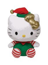 Jungly World Pvt Ltd-Hello Kitty - Green Christmas...