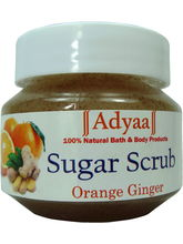 Adyaa Naturals Orange Ginger Sugar Scrub