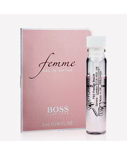 HUGO BOSS FEMME WOMEN EDP 2ml SAMPLE VIAL PERFUME MINI