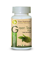 Pure Nutrition Green Tea Plus (Ultimate Cell Prote...