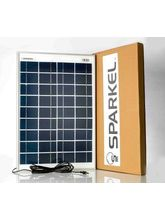 Sparkel 20W Solar Panel With Five Meter Long Wire ...