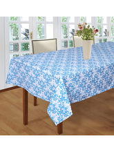 Smart Home 100% Cotton Printed Design 6 Seater Tab...