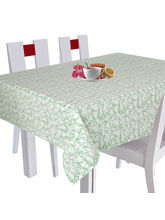 Smart Home 100% Cotton Floral Multi 6 Seater Table...