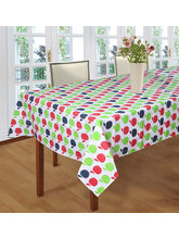 Smart Home 100% Cotton Printed 6 Seater Table Clot...