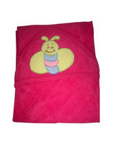 Xchildhood Baby Bath Towel (Ch-205-CTowel-Red), Re...