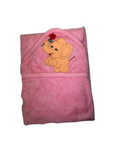 Xchildhood Baby Bath Towel (Ch214Towel-Pink), Pink...