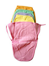 Xchildhood Baby Face Towel (Ch-306CuNappy), Multic...