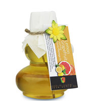 Soulflower Lemon Grapefruit Uplifting Aroma Massage Oil - 90 Ml