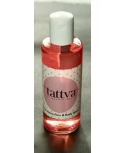 Tattva Rose Honey Face And Body Wash 210ml