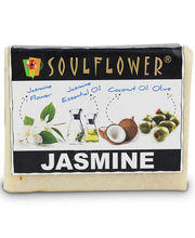 Soulflower Jasmine 100% Vegan Soap