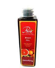 Puro Detoxifying Massage Oil - 200 Ml
