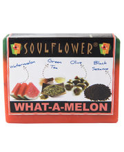 Soulflower What A Melon Soap - 150 Gms