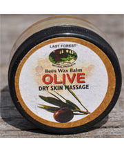 Last Forest Olive Bees Wax Balm - Dry Skin Massage - 20 Gms