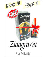 West-Coast - Ziaagra Massage Oil For Men 15ml