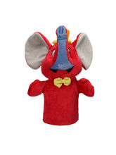 Tubbby Hand Puppet Toy, Red