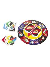 Uno Spin Card Game