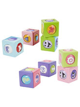 Two Sets Of Fisher-Price® Roller Blocks